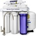 Deals List: iSpring RCC7 WQA Gold Seal Certified 5-Stage Reverse Osmosis Drinking Water Filter System - 75 GPD