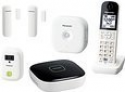Deals List: Panasonic KX-HN6003W Smart Home Monitoring System Home Monitoring and Control Kit (White)