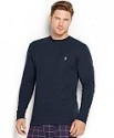 Deals List: Polo Ralph Lauren Men's Solid Waffle-Knit Crew-Neck Thermal Top
