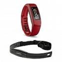 Deals List: Garmin Vivofit 2 Bluetooth Fitness Band Bundle w/Heart Rate Monitor