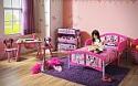Deals List: Delta Children Plastic Toddler Bed, Disney Minnie Mouse