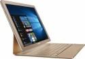 "Deals List: Samsung - Galaxy TabPro S 2-in-1 12"" Touch-Screen Laptop - Intel Core m3 - 8GB Memory - 256GB Solid State Drive - Gold, SM-W700NZDBXAR"