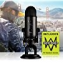 Deals List: Yeti Blackout Microphone Watch Dogs 2 Bundle