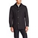 Deals List: Nautica Men's Herringbone Walker Coat with Bib