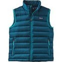 Deals List: Patagonia Down Sweater Vest - Boys'