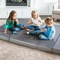 Deals List: ucid 4 in. King Size Folding Mattress