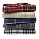 Deals List: Cannon Fleece Throw Plaid 50-inch x 70-inch