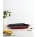Deals List:  Martha Stewart Collection Collectors Enameled Cast Iron Grill Pan