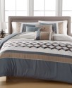 Deals List: Hallmart Collectibles Beckett Embroidered 7-Pc. Queen Comforter Set