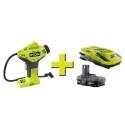 Deals List: Ryobi 18-Volt ONE+ Pistol Grip Inflator + Lithium Upgrade Kit