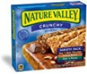 Deals List: Nature Valley Granola Bars, Crunchy, Variety Pack of Oats 'n Dark Chocolate, Peanut Butter, Oats 'n Honey, 6 Pouches, 2-Bars Per Pouch (Pack of 6)