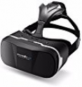Deals List: BlitzWolf VR Headset 3D Viewer Glasses Virtual Reality Box Google Cardboard Upgraded Version Movies Games Helmet for Up to 6.3 inch iPhone Samsung LG SONY Moto Nexus