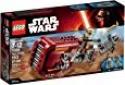 Deals List: LEGO Star Wars Rey's Speeder 75099 Building Kit