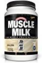 Deals List: Muscle Milk Genuine Protein Powder, Vanilla Crème, 32g Protein, 2.47 Pound