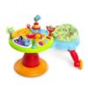 Deals List: Bright Starts 2-in-1 Silly Sunburst Activity Gym and Saucer, Red