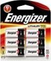 Deals List: Energizer 123 Lithium Battery, 6-Count