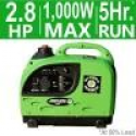 Deals List:  Lifan Energy Storm 1,000-Watt 53cc Gasoline Powered Inverter Generator