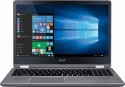 """Deals List: Acer - Aspire R 15 2-in-1 15.6"""" Touch-Screen Laptop - Intel Core i7 - 12GB Memory - NVIDIA GeForce 940MX - 1TB Hard Drive - Steel gray, R5-571TG-78G8"""