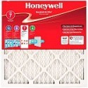 Deals List: Honeywell 12 in. x 12 in. x 1 in. Allergen Plus Pleated FPR 7 Air Filter (4-Pack)