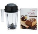 Deals List: Vitamix 32oz. Dry Blade Blending Container with Recipe Book