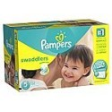 Deals List: 152-Count Pampers Swaddlers Size 5 Diapers