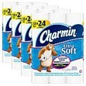 Deals List: Charmin Ultra Soft Toilet Paper, Bath Tissue, Double Roll, 48 Count