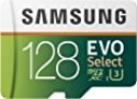 Deals List: Samsung MB-ME128GA/AM 128GB MicroSDXC EVO Select Memory Card with Adapter