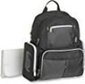 Deals List: Graco Gotham Smart Organizer System Back Pack Diaper Bag, Black/Grey