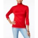 Deals List: NY Collection Ruffled-Sleeve Sweater