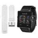 Deals List: Garmin Vivoactive Smartwatch Bundle w/ Replacement White Strap