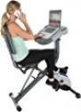 Deals List: Exerpeutic WORKFIT 1000 Desk Station Folding Semi-Recumbent Exercise Bike