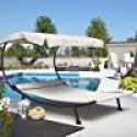 Deals List: Coral Coast Del Rey Double Chaise Lounge with Canopy