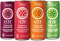 Deals List: IZZE Fortified Sparkling Juice, Pomegranate, 8.4-Ounce Cans (Pack of 24)