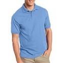 Deals List: Hanes Men's EcoSmart Short Sleeve Jersey Golf Shirt