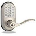 Deals List: Yale Z-Wave Real Living Keyless Push Button Lever Lock, Works with Amazon Alexa via SmartThings, Satin Nickel, YRL210-ZW-619