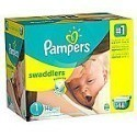 Deals List: Pampers Swaddlers Diapers Size 1, 148 Count