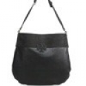 Deals List:  Tory Burch Stacked T Leather & Suede Hobo Bag