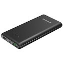 Deals List: Tronsmart Presto 10000mAh Power Bank, Ultra Slim External Battery/Battery Pack/ Portable Battery Charger With Quick Charge 3.0 for Galaxy S8 S8+ and More (Black)