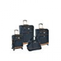 Deals List:  Tommy Bahama Mojito 4 Piece Spinner Luggage Set