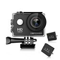 Deals List: DBPOWER Waterproof Action Camera 12MP 1080P HD with 2 Batteries and Free Accessories Kit