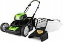 Deals List: GreenWorks Pro GLM801600 80V 21-Inch Cordless Lawn Mower, Battery and Charger Not Included