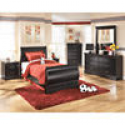 Deals List:  Signature Design by Ashley Guthrie 3-Pc Bedroom Package Twin