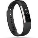 Deals List: Fitbit Alta Fitness Tracker, Silver/Black, Large