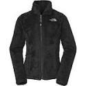 Deals List: The North Face Osolita Fleece Jacket Girls' (Black)