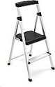 Deals List: Rubbermaid RMA-2 2-Step Lightweight Aluminum Step Stool with Project Top