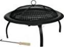 Deals List: Fire Sense 29-Inch Folding Fire Pit