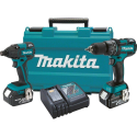 Deals List: Makita 18-Volt LXT Brushless Lithium-Ion 1/2 in. Cordless Driver Drill Kit