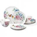 Deals List: Lenox 880075 Butterfly Meadow 12-Piece Bowl Set, Multicolor