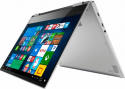 """Deals List: Lenovo - Yoga 720 2-in-1 13.3"""" Touch-Screen Laptop - Intel Core i5 - 8GB Memory - 256GB Solid State Drive - Platinum Silver, 80X6002JUS"""