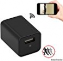 Deals List: Hidden Cameras Charger Adapter,EOVAS HD USB Wall Charger Adapter Wireless Wifi Hidden Spy Camera / Nanny Cam Video Recorder Support Smartphone Remote View